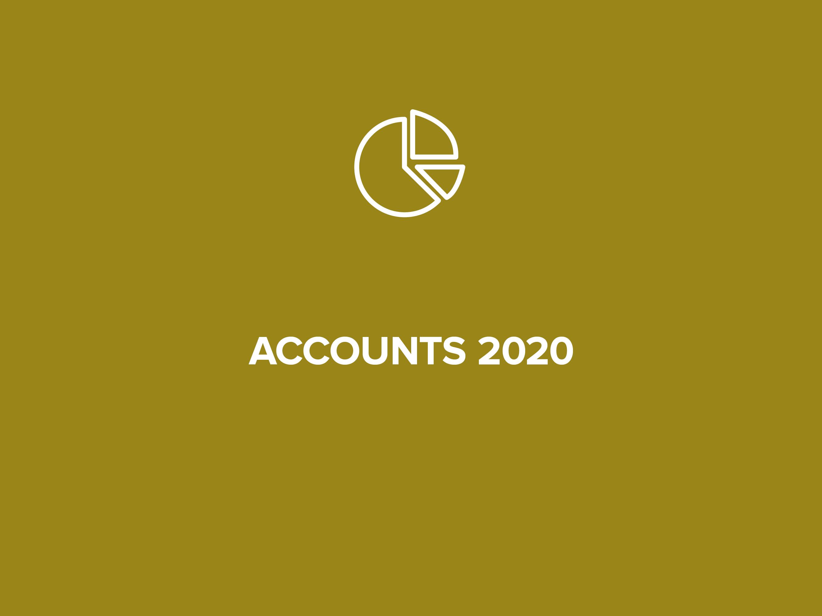 Accounts 2020